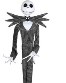 Spirit Halloween Officially Announces Jack Skellington For Halloween 2017
