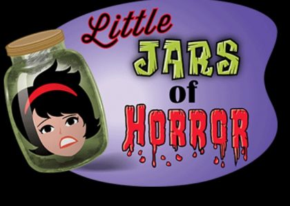 Get AHead for Halloween with Little Jars of Horror