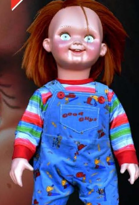 New For 2018: Good Guys Chucky Prop