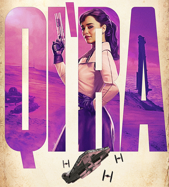 Qi'Ra Will Be A Popular Halloween Costume in 2018