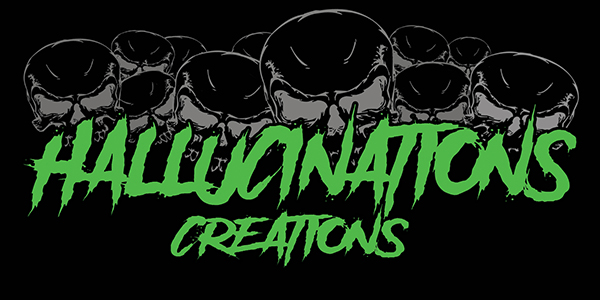 New For 2018: Caged Zombie From Hallucinations Creations