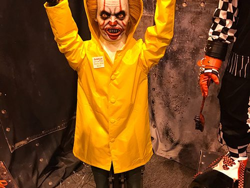 New For 2018: Georgie from Haunt Creations