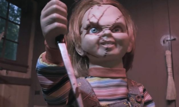 New For 2018:  Bump N Go Chucky Animatronic
