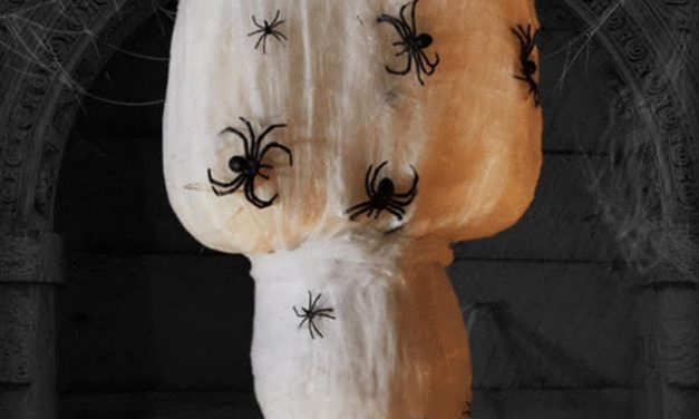 Spirit Halloween Announces Cocooned Corpse Returns For Halloween 2019