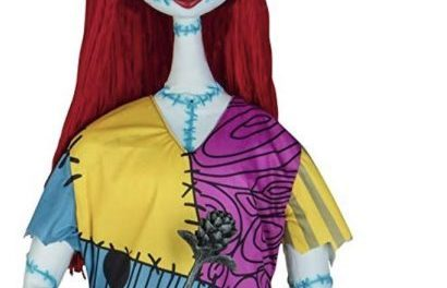 New For 2018: Sally From The Nightmare Before Christmas From Spirit Halloween
