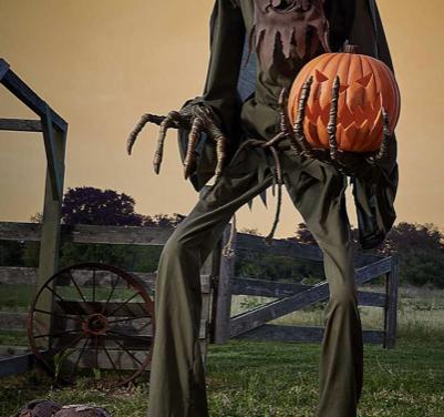 Spirit Halloween Announces Nightmare Harvester Will Return For 2019