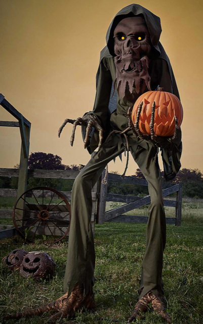 Spirit Halloween Announces Nightmare Harvester Will Return For 2019