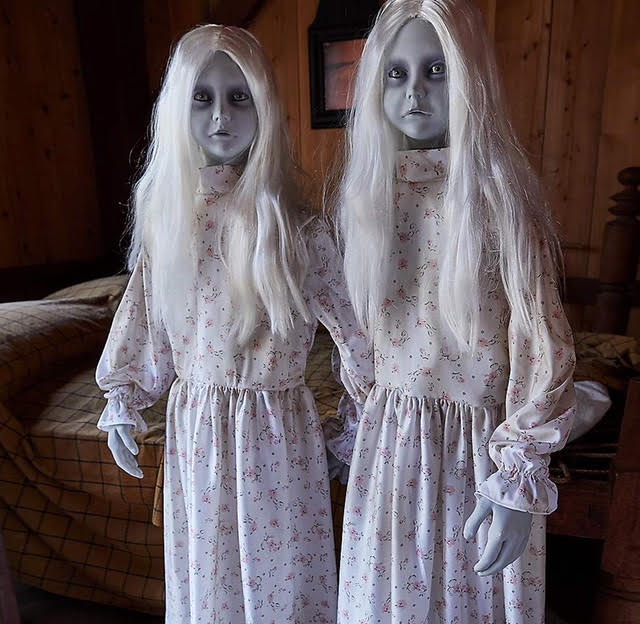 New For 2018: Double Trouble From Spirit Halloween