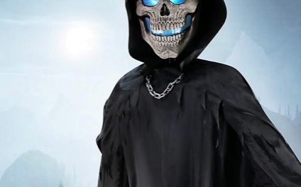 Exclusive! Get 10′ Towering Reaper For Only $99.99
