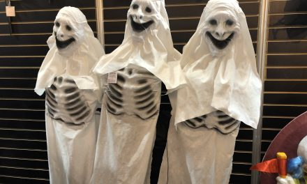 New For 2019: Ghostly Trio From Morbid Enterprises