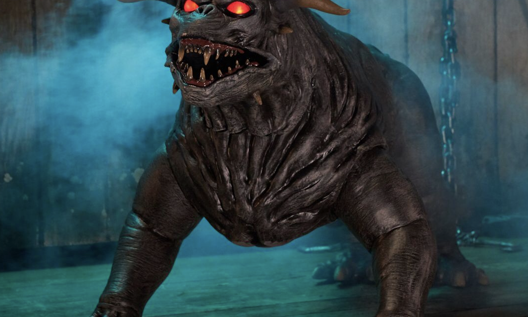 New For 2019: Ghostbusters Terror Dog Animated Prop