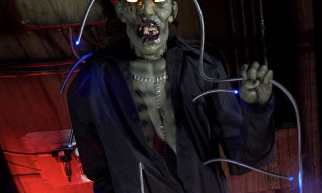 New For 2019: Experimental Eddie From Spirit Halloween