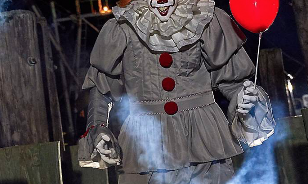 SpiritHalloween.com Sold Out Of Pennywise Animatronics For Halloween 2019