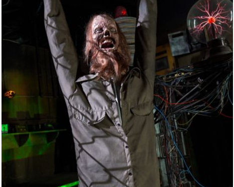 New For 2019: Tortured Torso From Spirit Halloween