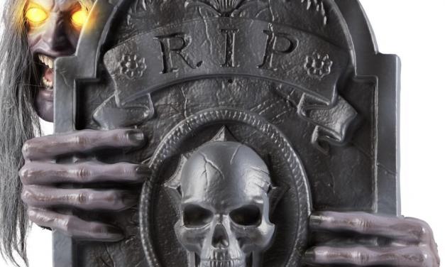 Spirit Halloween Confirms Graveyard Ghoul Will Return For Halloween 2020