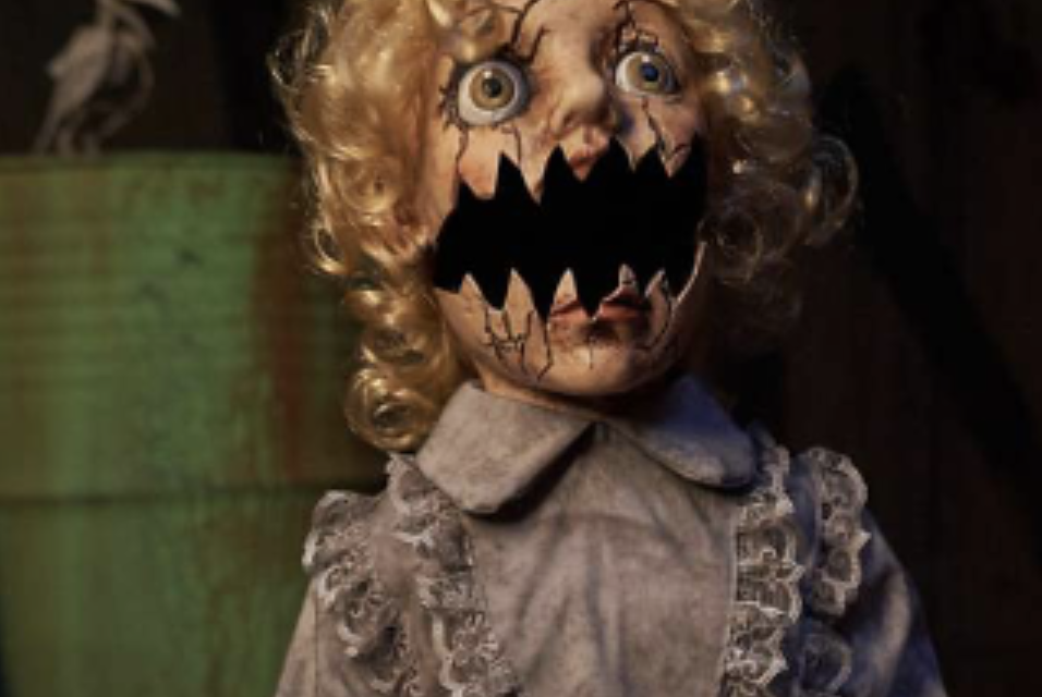 New For 2019: Abandoned Annie From Spirit Halloween