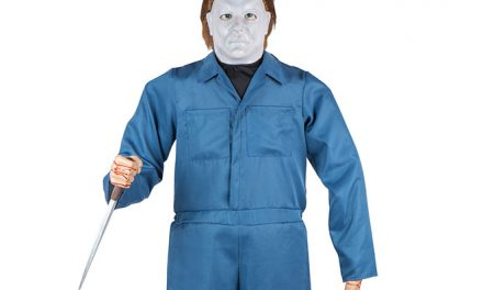 New For 2020: Michael Myers Halloween 2 Animatronic