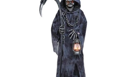 New For 2020: Grim Reaper Prop From Home Accents