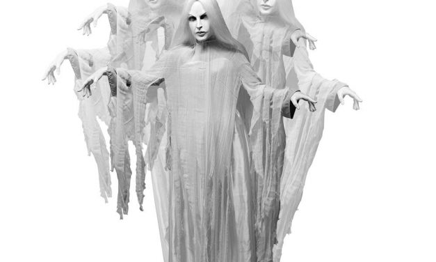 New For 2020: Rising Ghost Woman From Tekky Design