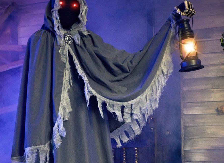 New For 2020: The Gatekeeper Animatronic From Spirit Halloween
