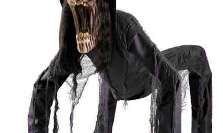 New Spirit Halloween Nightcrawler Animatronic Prop Leaked Online!