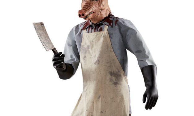 2020 Spirit Halloween The Butcher Animatronic Review