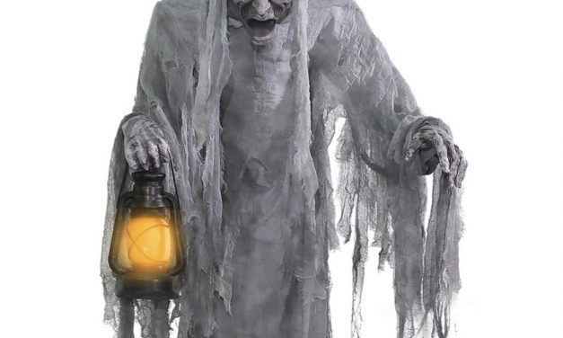 New For 2020: The Wailing Phantom From Spirit Halloween