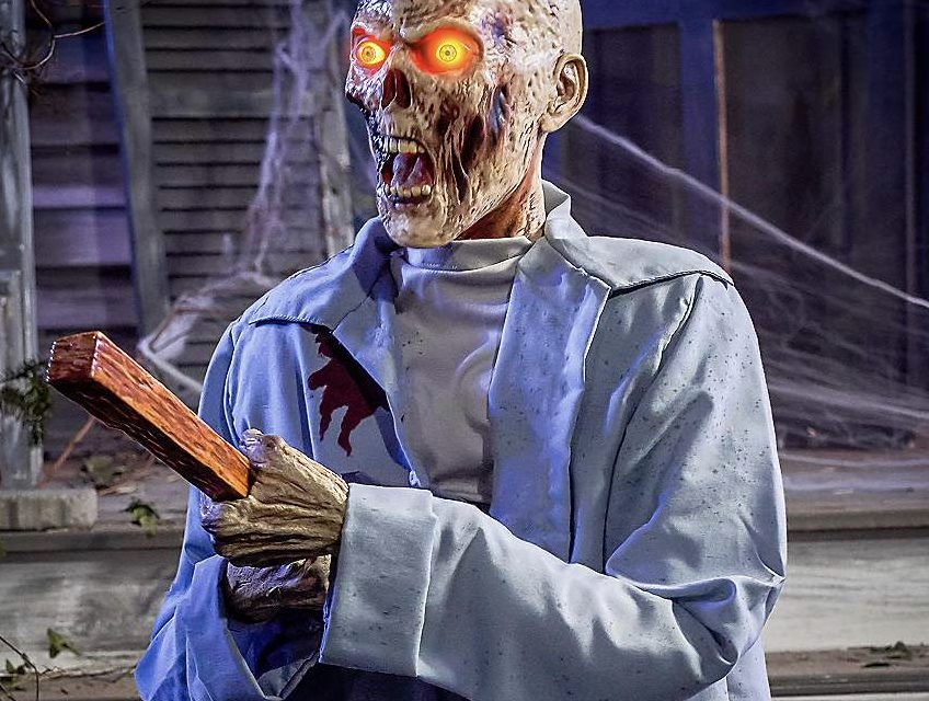 New For 2020: Punctured Pete From Spirit Halloween