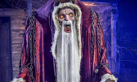 New For 2020: Krampus From Spirit Halloween