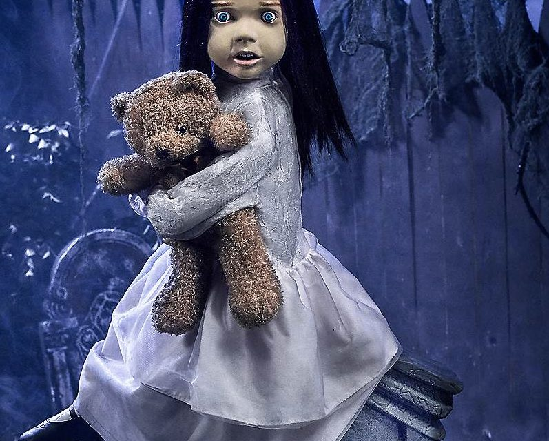 New For 2020: Angeline From Spirit Halloween