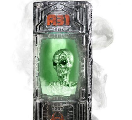 Spirit Halloween Quietly Rolls Out Area 31 Alien Animatronic