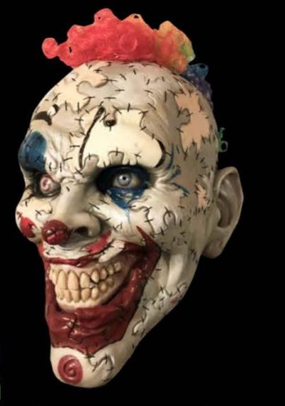 New for 2018: American Horror Story: Cult Clown Masks