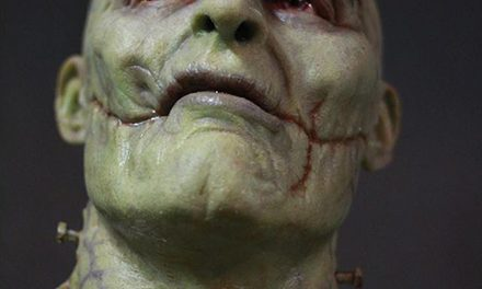 New For 2018: Frankenstein From Bixby Studios