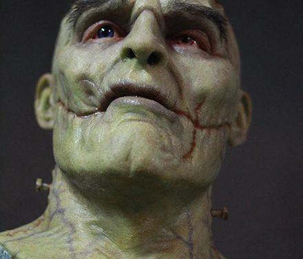 New For 2018: Frankenstein From Bixby Studios