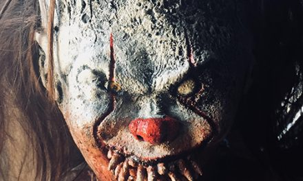 New For 2018: The Dancing Clown Mask From Cellar Door FX