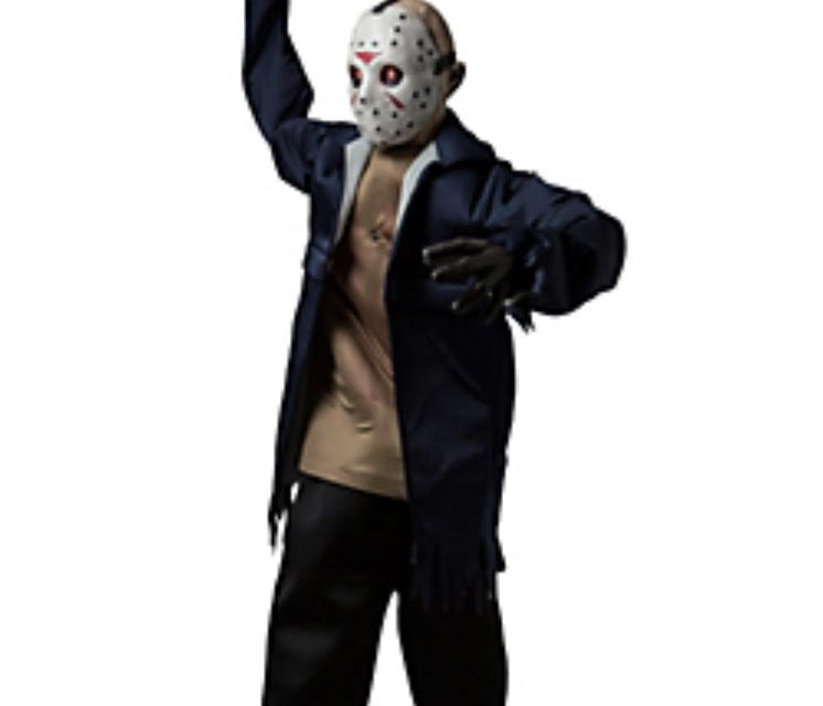 new for 2018 jason voorhees from party city