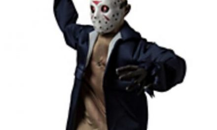 New For 2018: Jason Voorhees From Party City