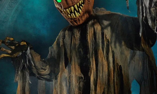 Spirit Halloween Announces The Pumpkin Patch Prowler Will Return For Halloween 2019