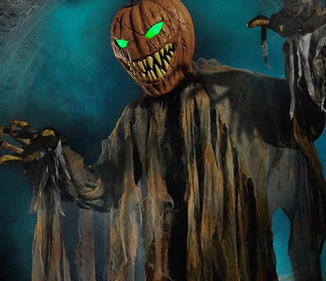 Spirit Halloween Announces The Pumpkin Patch Prowler Will Return For Halloween 2019