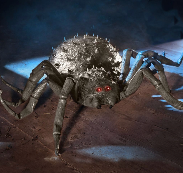 New For 2018: Remote Control Spider From Spirit Halloween