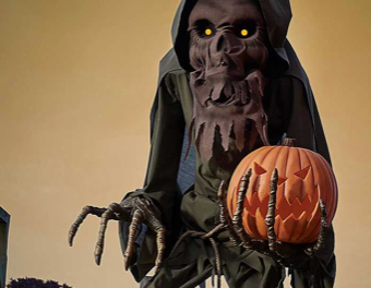 New For 2018:  Nightmare Harvester From Spirit Halloween