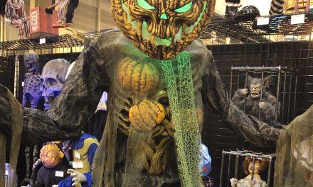 New For 2019: Root of Evil Halloween Prop