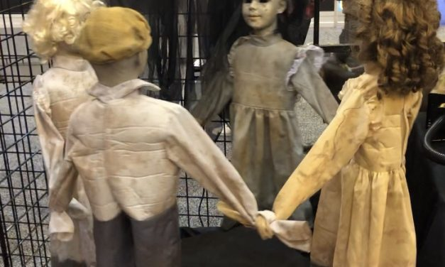New For 2019: Ring Around The Rosie From Spirit Halloween