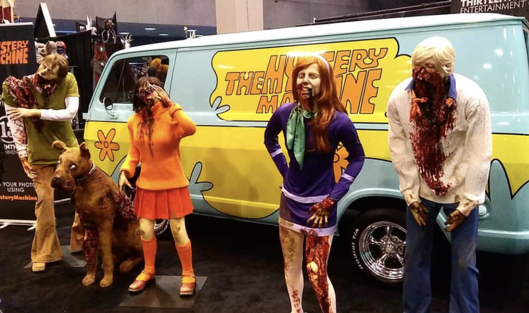 Everyone Is Talking About Zombie Scooby Doo at Transworld 2019