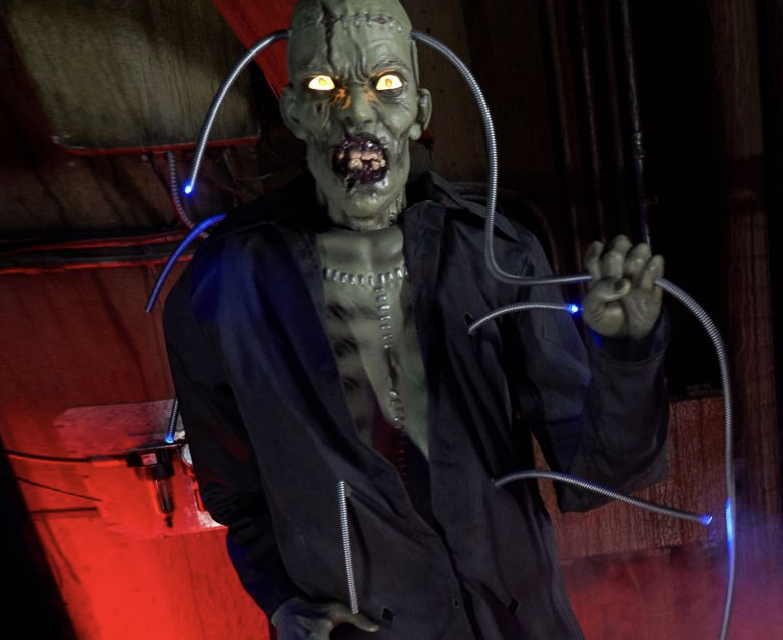 New For 2019: Experimental Eddie From Spirit Halloween