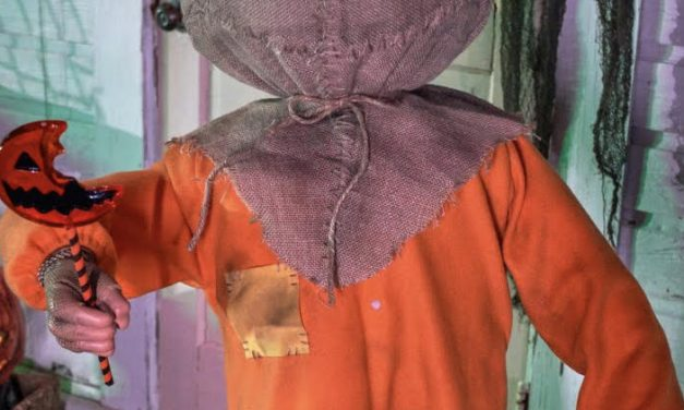New For 2019: Sam From Trick 'r Treat Animatronic