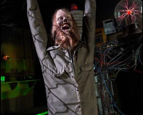 Spirit Halloween's Tortured Torso Review