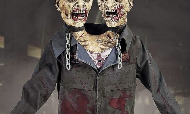 New For 2019: Blood Brothers From Spirit Halloween