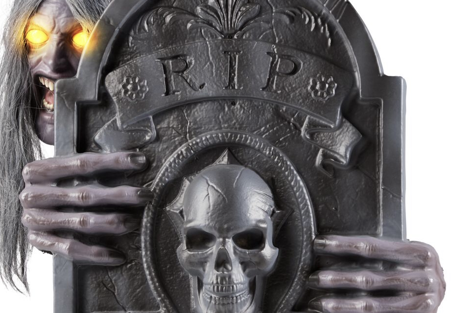 Spirit Halloween Confirms Graveyard Ghoul Will Return For Halloween 2020