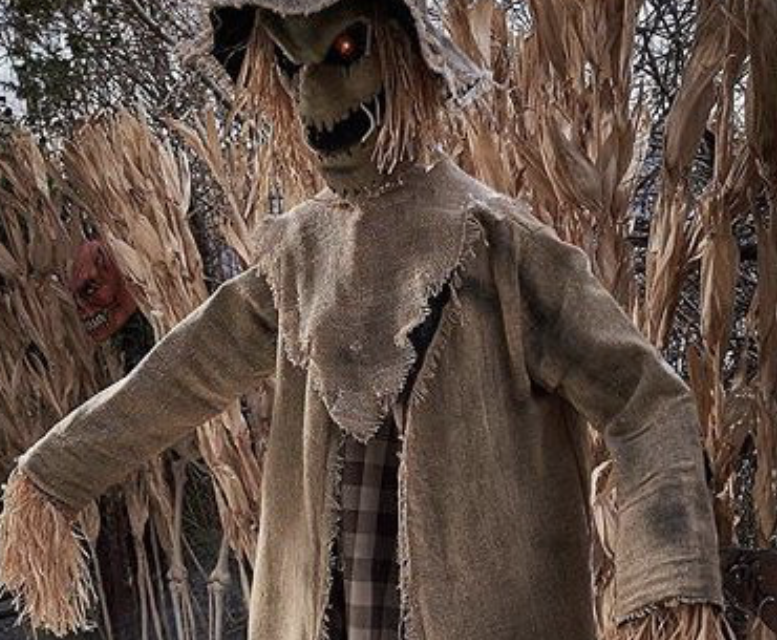Spirit Halloween Confirms Jack Straw Animatronic Returning For Halloween 2020
